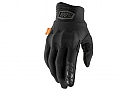 100% Cognito D30 Gloves Black/Charcoal