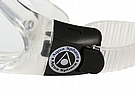 Aqua Sphere Kaiman Goggle Clear/Black w/Clear Lens