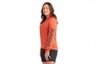 Dakine Womens Vectra Long Sleeve Bike Jersey Coral