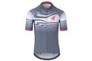 Giro Mens Chrono Expert Jersey Ondas Port Grey Ondas