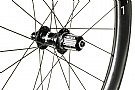 HED Jet 6 Plus Black Clincher Rear Wheel HED Jet 6 Plus Black Clincher Rear Wheel