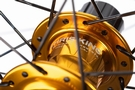 HED Belgium G Chris King LTD 650b Disc Wheelset Gold