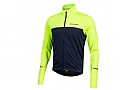 Pearl Izumi Mens Quest Thermal Jersey Solar Flare/Navy