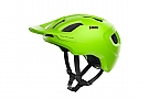 POC Axion SPIN MTB Helmet Fluorescent Yellow/Green Matt