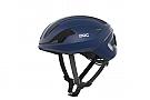 POC Omne Air SPIN Helmet Lead Blue Matt