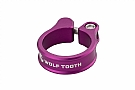 Wolf Tooth Components Seatpost Clamp Purple