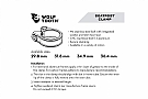 Wolf Tooth Components Seatpost Clamp Wolf Tooth Components Seatpost Clamp