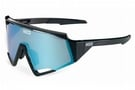 KOO Spectro Sunglasses  Black Turquoise/Turquoise Lenses