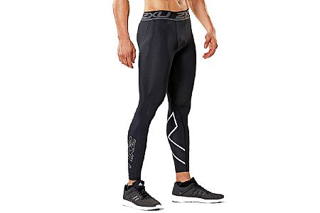 2XU Mens Accelerate Compression Tights