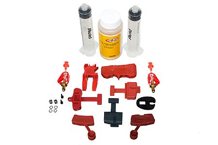 Avid Disc Brake Bleed Kit (DOT 5.1)