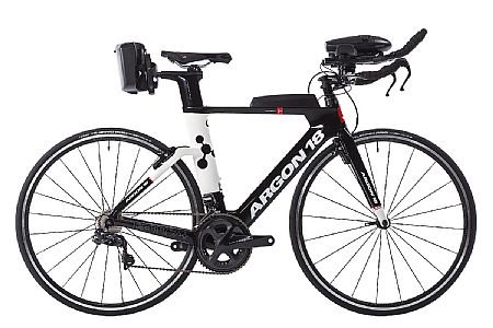 Argon18 2018 E-117 Tri+ Ultegra Di2 Triathlon Bike