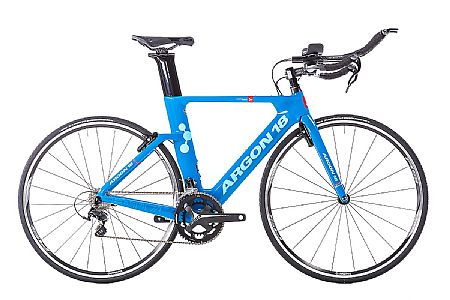 Argon18 2018 E-117 Shimano 105 Triathlon Bike