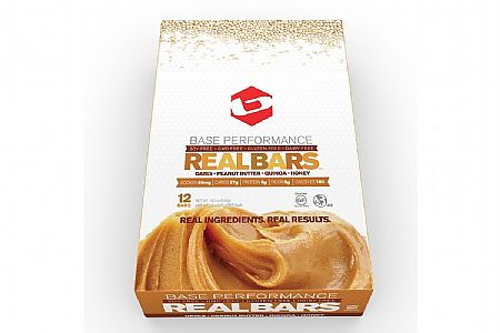 BASE Performance BASE Real Bars (Box of 12)
