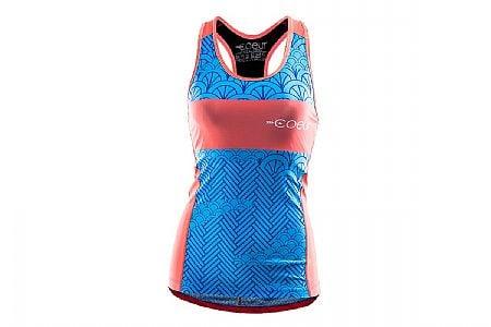 Coeur Sports Womens Serenity Tri Tank