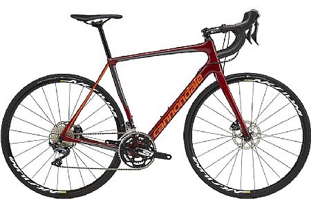 Cannondale 2018 Synapse Carbon Ultegra Disc Road Bike