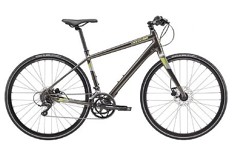 Cannondale 2018 Quick 3 Disc Hybrid Bike