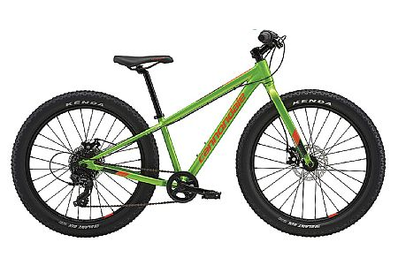"Cannondale 2018 Cujo 24"" Plus Kids Mtn Bike"