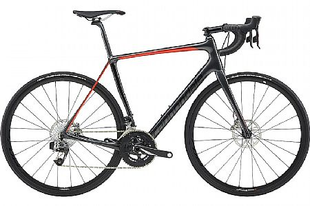 Cannondale 2019 Synapse Carbon Red eTap Road Bike