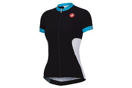 Castelli Womens Gustosa Short Sleeve Jersey