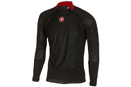 Castelli Mens Prosecco Wind Long Sleeve Baselayer