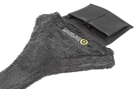 Cycleops Sweat Guard with Pockets