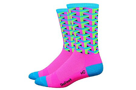 DeFeet High Rouleur Aireator 6 Inch Sock