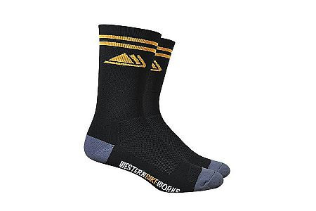 DeFeet Western Bikeworks Sock