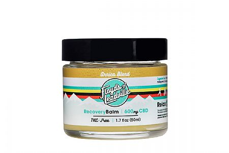 Floyds of Leadville CBD Arnica Balm, Isolate
