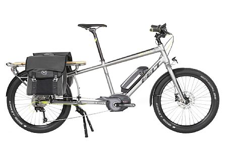 Felt Bicycles BruHaul 30 E-Cargo Bike