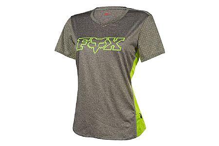 Fox Womens Indicator Short Sleeve Jersey 2016