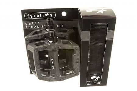 Fyxation Gates Platform Pedal and Strap Kit