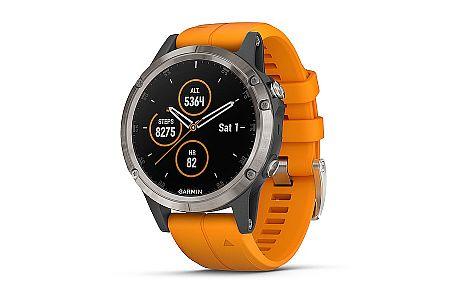 Garmin Fenix 5 PLUS Sapphire GPS Watch