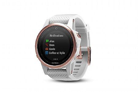 Garmin Fenix 5S Sapphire GPS Watch
