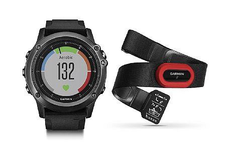 Garmin Fenix 3 HR Bundle GPS Watch