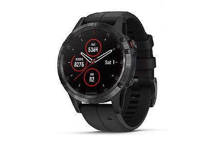 Garmin Fenix 5 Plus Sapphire Black GPS Watch