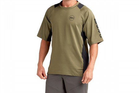 Dakine Mens Vectra Short Sleeve Jersey