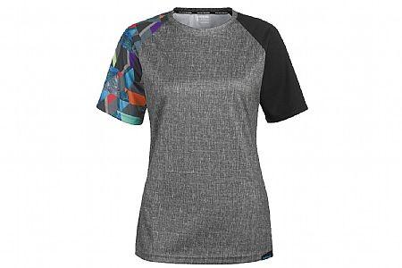 Dakine Womens Dropout Short Sleeve Jersey
