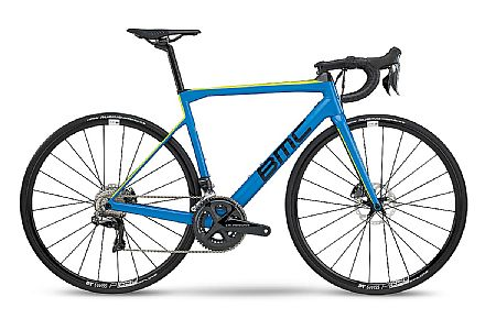 BMC 2018 Teammachine SLR02 Disc ONE Road Bike