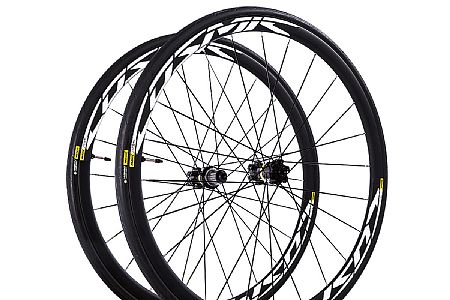 Mavic 2018 Cosmic Elite Disc UST Wheelset