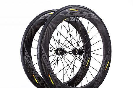 Mavic 2018 Comete Pro Carbon SL UST Disc Wheelset