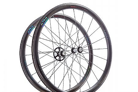 Alto Cycling CC40 Carbon Clincher Wheelset