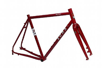 Soma Fabrications Fog Cutter Frame and Fork