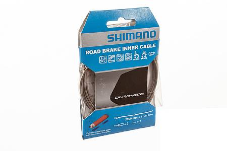 Shimano Polymer Coated Inner Brake Cable