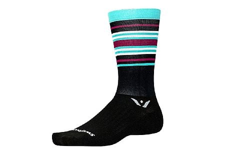 Swiftwick Aspire Seven Striped Sock
