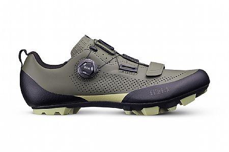 NEW Fi/'zi:k Terra X5 Volume Control MTB Shoe 41 EU 8 1//4 US  Black//Black