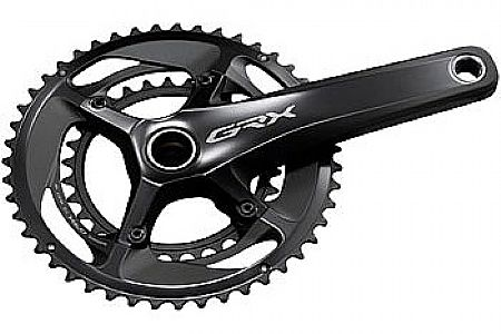 Without BB Shimano GRX FC-RX810-1 1x11 Speed 42T 175mm Gravel Crankset