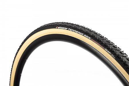 Vittoria Terreno Mix G2.0 Tubular Cyclocross Bicycle Tire