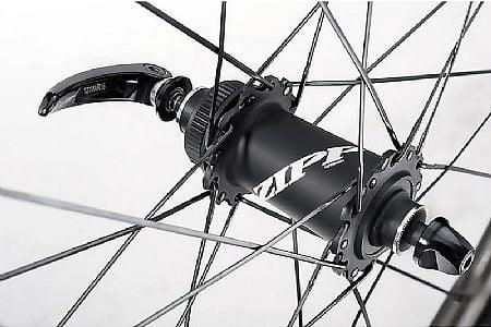 ZIPP 858 NSW Carbon Clincher Disc-brake Wheel Ceramic Bearing-Cognition Disc hub