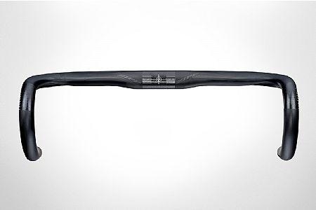 Zipp SL70 Aero Carbon Drop Bar 44m Matte White Logo