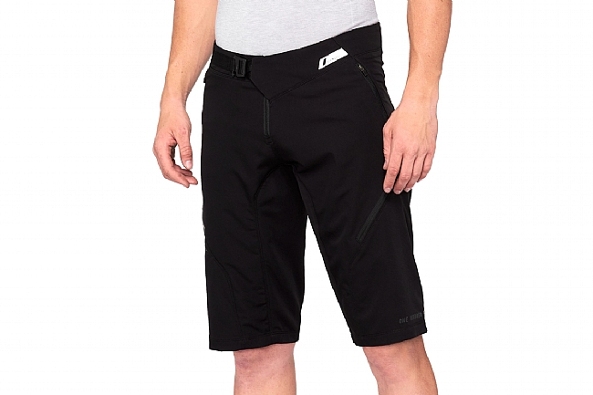 100% Mens Airmatic Short Black
